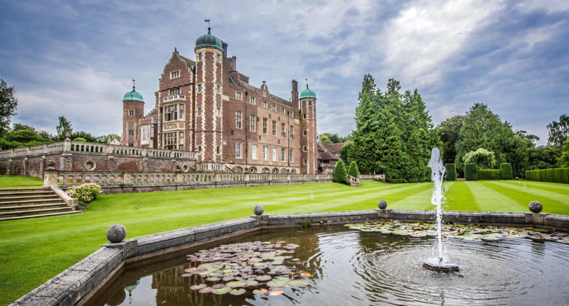 Cambridge Univ Madingley Hall image