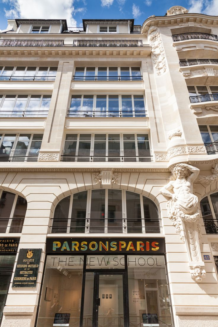 Parsons in Paris image